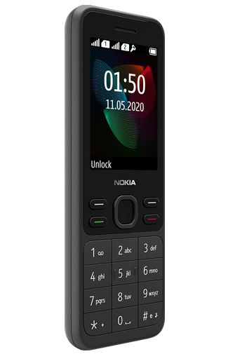 Productafbeelding van de Nokia 150 (2020) Black