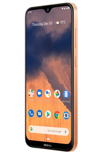 Productafbeelding van de Nokia 2.3 Gold