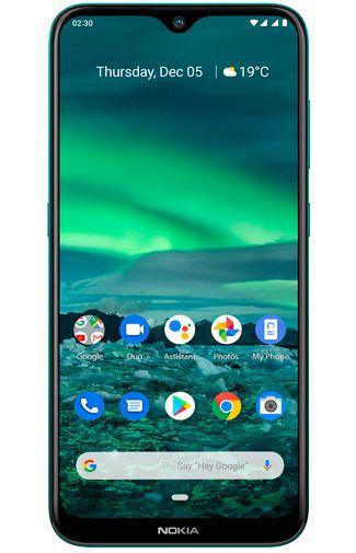 Productafbeelding van de Nokia 2.3 Green