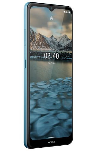Product image of the Nokia 2.4 Blue
