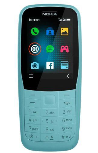 Productafbeelding van de Nokia 220 4G Blue