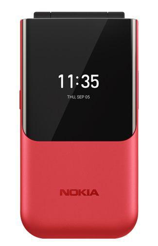 Productafbeelding van de Nokia 2720 Flip Red