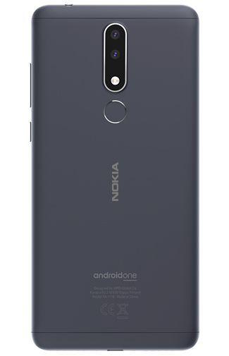 Productafbeelding van de Nokia 3.1 Plus 32GB Grey