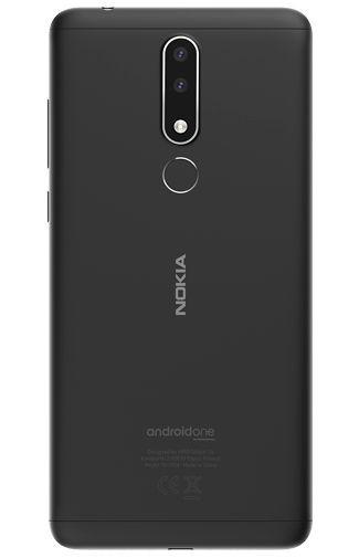 Productafbeelding van de Nokia 3.1 Plus 32GB Black