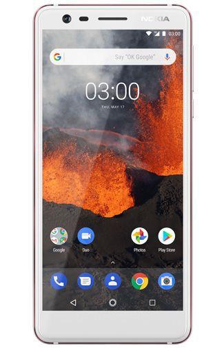Productafbeelding van de Nokia 3.1 16GB White