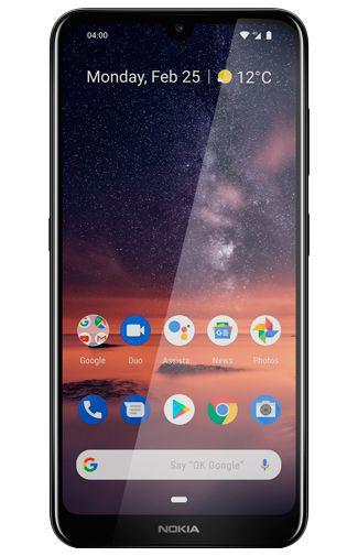 Productafbeelding van de Nokia 3.2 Black