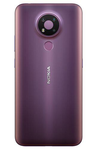 Productafbeelding van de Nokia 3.4 Purple
