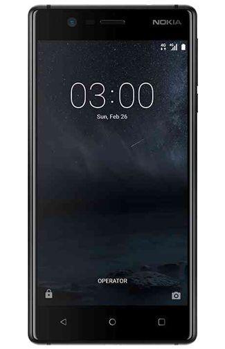 Productafbeelding van de Nokia 3 Black
