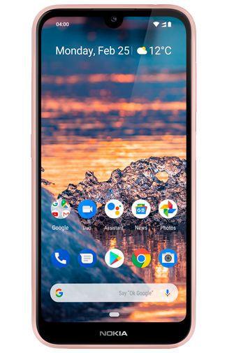 Productafbeelding van de Nokia 4.2 16GB Pink