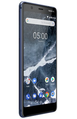 Product image of the Nokia 5.1 16GB Blue