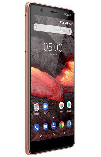 Productafbeelding van de Nokia 5.1 16GB Copper