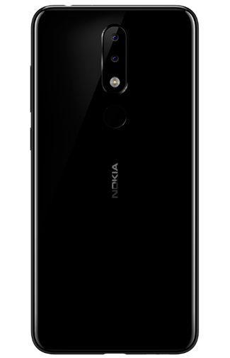 Productafbeelding van de Nokia 5.1 Plus 32GB Black