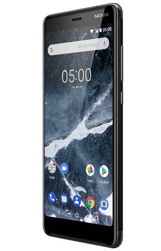 Productafbeelding van de Nokia 5.1 16GB Black