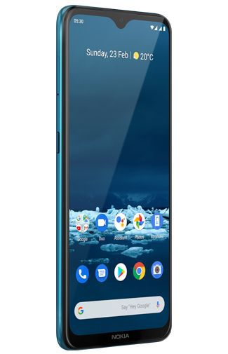 Product image of the Nokia 5.3 Blue
