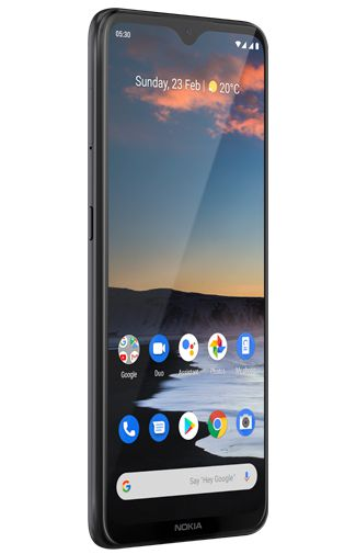 Product image of the Nokia 5.3 3GB/64GB Black