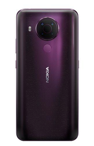 Produktimage des Nokia 5.4 128GB Lila
