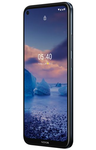 Product image of the Nokia 5.4 64GB Blue