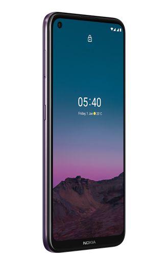 Productafbeelding van de Nokia 5.4 64GB Paars