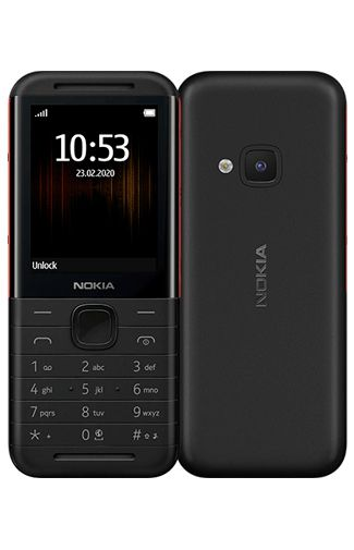 Product image of the Nokia 5310 (2020) Black