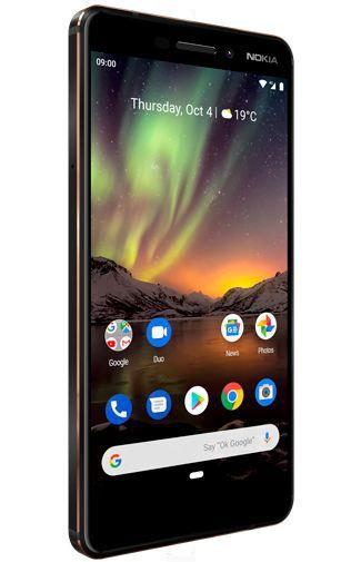 Productafbeelding van de Nokia 6.1 Dual Sim 32GB Black