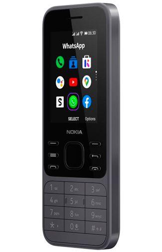 Productafbeelding van de Nokia 6300 4G Grijs