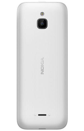 Product image of the Nokia 6300 4G White
