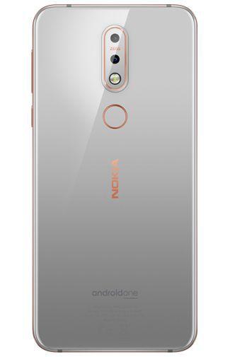 Productafbeelding van de Nokia 7.1 Dual Sim 64GB Grey