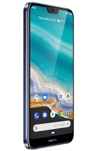 Productafbeelding van de Nokia 7.1 32GB Blue