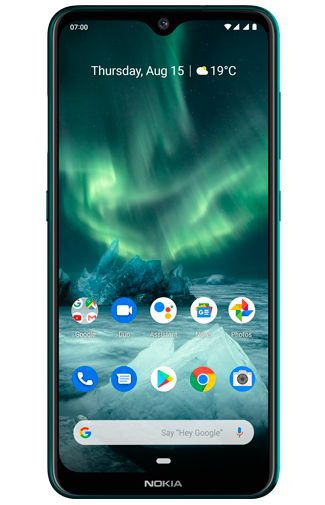 Productafbeelding van de Nokia 7.2 64GB Green