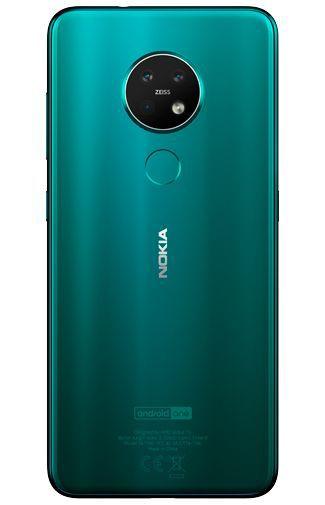Productafbeelding van de Nokia 7.2 128GB Green