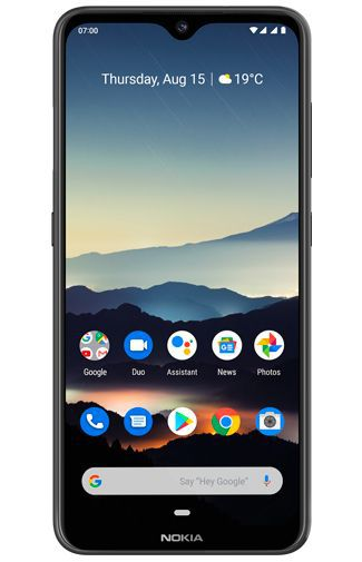 Productafbeelding van de Nokia 7.2 128GB Black