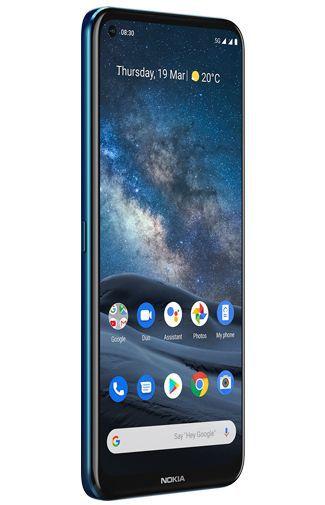 Productafbeelding van de Nokia 8.3 128GB Blue