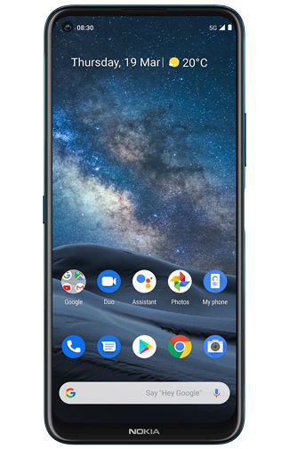 Nokia 8.3 5G 64GB Blue