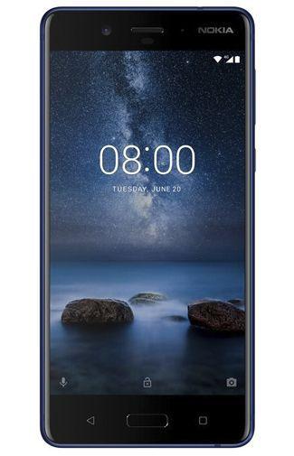 Productafbeelding van de Nokia 8 Dual Sim Blue