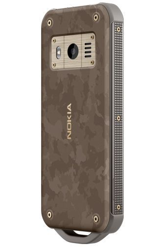 Productafbeelding van de Nokia 800 Tough Brown