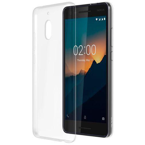 Productafbeelding van de Nokia Back Case Transparent Nokia 2.1