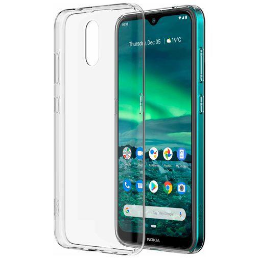 Productafbeelding van de Nokia Back Case Transparent Nokia 2.3