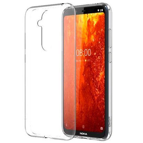 Produktimage des Nokia Back Case Transparent Nokia 8.1