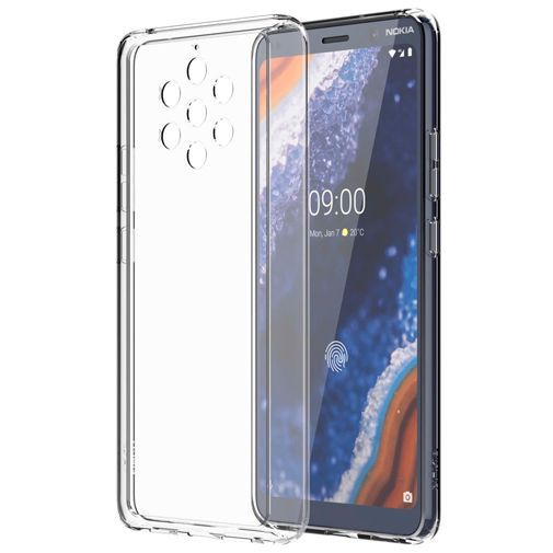 Produktimage des Nokia Back Case Transparent Nokia 9 PureView