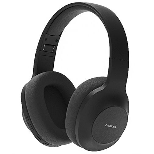 Productafbeelding van de Nokia Essential Wireless Headphones E1200 Zwart