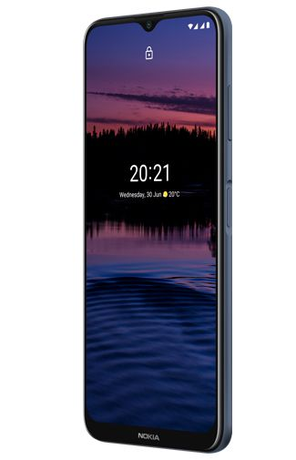Product image of the Nokia G20 64GB Blue