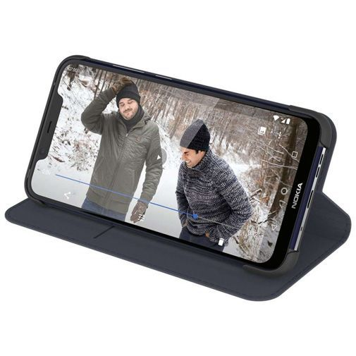 Produktimage des Nokia Slim Flip Case Blau Nokia 8.1