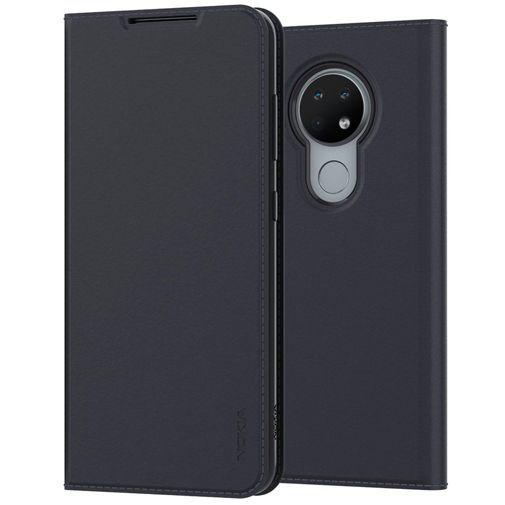 Productafbeelding van de Nokia Slim Flip Case Black Nokia 6.2/7.2