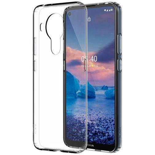 Productafbeelding van de Nokia TPU Back Cover Transparant Nokia 5.4