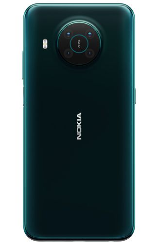 Product image of the Nokia X10 128GB Green