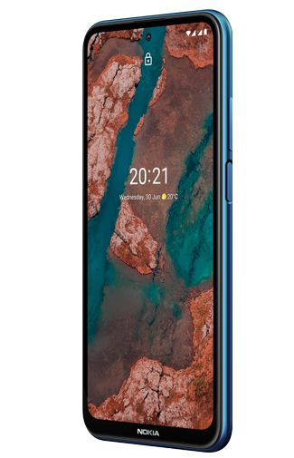 Product image of the Nokia X20 Blue