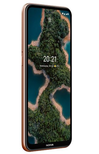 Product image of the Nokia X20 Gold