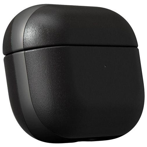 Produktimage des Nomad Rugged Case Leder Schwarz Apple AirPods Pro