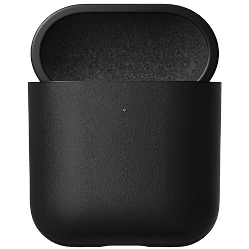 Productafbeelding van de Nomad Rugged Leather Case Black Apple AirPods