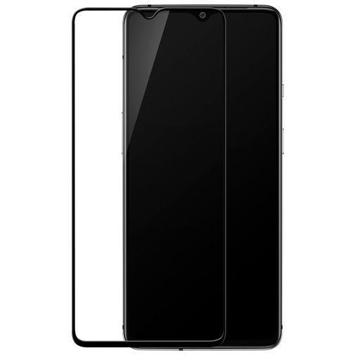 Produktimage des OnePlus 3D Gehärtetes Glas Displayschutzfolie Schwarz OnePlus 7t